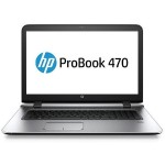 "ProBook 470 G3 - Core i7 6500U / 2.5 GHz - Win 7 Pro 64-bit - 16 GB RAM - 256 GB SSD - DVD SuperMulti - 17.3"" 1920 x 1080 ( Full HD ) - HD Graphics 520 - 802.11ac, Bluetooth - gravity black (LCD cover)"