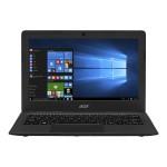 "Aspire One Cloudbook 14 AO1-431M-C1XD - Celeron N3050 / 1.6 GHz - Win 10 Pro 64-bit - 2 GB RAM - 32 GB eMMC - 14"" 1366 x 768 ( HD ) - HD Graphics - 802.11ac - gray"