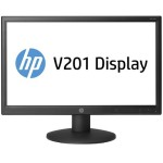 "HP Inc. Smart Buy V201 20"" Class (19.45"" viewable) LED Backlit Monitor - Black E6W38A6#ABA"