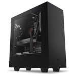 S340 ATX Mid-Tower Case - Black