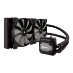 Hydro Series H110i Extreme Performance Liquid CPU Cooler - Liquid cooling system - ( LGA1156 Socket, Socket AM2, LGA1366 Socket, Socket AM3, LGA1155 Socket, LGA2011 Socket, Socket FM1, Socket FM2, LGA1150 Socket, LGA2011-3 Socket, LGA1151 Socket ) - alumi