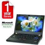"ThinkPad T420 Intel Core i5-2520M Dual-Core 2.50GHz Notebook - 4GB RAM, 250GB HDD, 14"" LED-Backlit HD, DVD+/-RW, Gigabit Ethernet, 802.11 a/b/g/n - Refurbished"