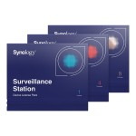 Synology Surveillance Device License Pack - License - 8 cameras CLP8