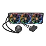 ThermalTake Water 3.0 Riing RGB 360 - Liquid cooling system - ( LGA1156 Socket, Socket AM2, Socket AM2+, LGA1366 Socket, Socket AM3, LGA1155 Socket, Socket AM3+, LGA2011 Socket, Socket FM1, Socket FM2, LGA1150 Socket, LGA2011-3 Socket, LGA1151 Socket ) - copper - 120 CL-W108-PL12SW-A