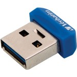 16GB Store 'n' Stay Nano USB 3.0 Flash Drive - Blue