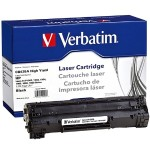 High Yield Black Remanufactured Toner Cartridge Replacement for HP CB435A for use with HP LaserJet P1005, P1006, P1007, P1008, P1009