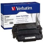 Black Remanufactured Toner Cartridge Replacement for HP CE255X for use with HP LaserJet Enterprise MFP M525; LaserJet Enterprise Flow MFP M525