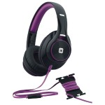 Over-the-Ear Headphones - Purple