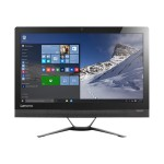 "Lenovo 300-20ISH F0BV - All-in-one - 1 x Pentium G4400T / 2.9 GHz - RAM 4 GB - HDD 500 GB - DVD-Writer - HD Graphics 510 - GigE - WLAN: Bluetooth 4.0, 802.11a/b/g/n/ac - Win 10 Home 64-bit - monitor: LED 20"" 1600 x 900 (HD+) - keyboard: English F0BV001CUS"