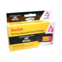 eReplacements Kodak - High Yield - cyan - remanufactured - ink cartridge (alternative for: Canon CLI-8C) - for Canon PIXMA iP3500, iP4500, MP510, MP520, MP610, MP960, MP970, MX700, MX850, Pro9000 CLI-8C-KD