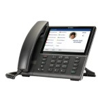 6873 SIP Phone - VoIP phone - SIP, RTCP, RTP, SRTP - 24 lines