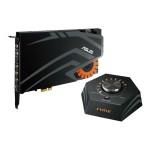 Strix Raid DLX - Sound card - 24-bit - 192 kHz - 124 dB SNR - 7.1 - PCIe