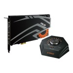 STRIX RAID PRO - Sound card - 24-bit - 192 kHz - 116 dB SNR - 7.1 - PCIe