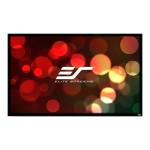 ezFrame 2 Series R125WX2 - Projection screen - 125 in ( 318 cm ) - 16:10 - CineWhite
