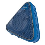 Splashproof Wireless Speaker with Speakerphone - Blue
