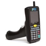 RF Terminal - Wi-Fi 802.11 - Gun Handle with Integrated 1D Bar Code Laser Scanner and Bluetooth Wireless Technology