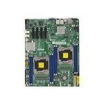 SUPERMICRO X10DRD-INT - Motherboard - extended ATX - LGA2011-v3 Socket - 2 CPUs supported - C612 - 2 x 10 Gigabit LAN - onboard graphics