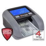 Quattro 4-Way Automatic Counterfeit Detector
