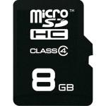 MICRO-SDHC 8GB CLASS 4
