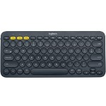 K380 Multi-Device Bluetooth Keyboard - Black