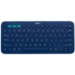 Multi-Device K380 - Keyboard - Bluetooth - Blue