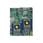 SUPERMICRO X10DRD-LT - Motherboard - extended ATX - LGA2011-v3 Socket - 2 CPUs supported - C612 - 2 x 10 Gigabit LAN - onboard graphics