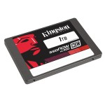 "1TB SSD - Flagship 2.5"" Solid State Drive Bundled With Easy Install Kit - KC400 - 8 Channel Controller 4 Core Processor - Ultra Fast, Ultra Endurance - 5 Year Warranty"