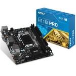 H110I PRO Mini-ITX Motherboard