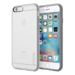 Octane Pure Translucent Co-Molded Case for iPhone 6 / iPhone 6s - Clear/Gray