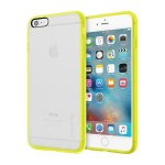 Octane Pure Co-Molded Impact Absorbing Case for iPhone 6 Plus / iPhone 6s Plus - Clear/Lime
