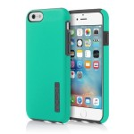 DualPro Hard Shell Case With Impact-Absorbing Core for iPhone 6 / iPhone 6s - Turquoise/Charcoal