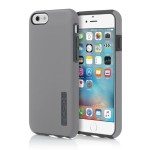 DualPro Hard Shell Case With Impact-Absorbing Core for iPhone 6 / iPhone 6s - Gray/Dark Gray