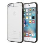 Octane Pure Translucent Co-Molded Case for iPhone 6 / iPhone 6s - Clear/Black