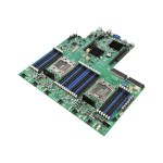 Intel Server Board S2600WT2R - Motherboard - LGA2011-v3 Socket - 2 CPUs supported - C612 - USB 3.0 - 2 x Gigabit LAN - onboard graphics S2600WT2R