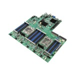 Server Board S2600WTTR - Motherboard - LGA2011-v3 Socket - 2 CPUs supported - C612 - USB 3.0 - 2 x 10 Gigabit LAN - onboard graphics