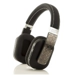 Range Freedom Over-the-Ear Wireless Headphones - Black/Brushed Silver