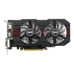R7360-OC-2GD5-V2 - Graphics card - Radeon R7 360 - 2 GB GDDR5 - PCIe 3.0 x16 - 2 x DVI, HDMI, DisplayPort