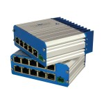 CAMSWITCH Mobile 4 - Switch - unmanaged - 4 x 10/100 (PoE+) + 1 x 10/100 - desktop - PoE+