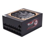 Zalman ZM1000-EBT - Power supply ( internal ) - ATX12V 2.3/ EPS12V 2.92 - 80 PLUS Gold - AC 115/230 V - 1000 Watt - active PFC ZM1000-EBT