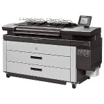HP Inc. PageWide XL 4500 40-in Multifunction Printer CZ312C#B1K