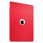Apple iPad Pro Armor Carbon Fiber - Red
