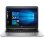 "HP Inc. Smart Buy EliteBook Folio 1040 G3 Intel Core i5-6200U Dual-Core 2.30GHz Notebook PC - 8GB RAM, 128GB SSD, 14"" FHD LED, Gigabit Ethernet, 802.11a/b/g/n/ac, Bluetooth, Webcam, TPM, Fingeprint Reader, SmartCard Reader, 6-cell 45Wh Polymer V1P89UT#ABA"