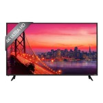 "E50U-D2 - 50"" Class ( 49.51 viewable ) - E Series LED display - Smart TV - 4K UHD (2160p) - full array, local dimming"