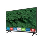 "D40u-D1 - 40"" Class ( 39.96 viewable ) - D-Series LED TV - Smart TV - 4K UHD (2160p) - full array, local dimming"