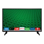 "D24-D1 - 24"" Class (23.54"" viewable) - D-Series LED TV - Smart TV - 1080p (Full HD) - edge-lit"