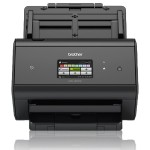 Brother High-Speed Wireless Document Scanner for Mid to Large Size Workgroups ADS-3600W