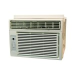 Comfort-Aire RADS-101P - Air conditioner - 12 EER - white stone