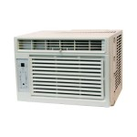 Comfort-Aire RADS-81P - Air conditioner - 12 EER - white stone