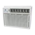 Comfort-Aire RADS-151P - Air conditioner - 11.8 EER - white stone