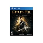 Deus Ex Mankind Divided Day One Edition - PlayStation 4